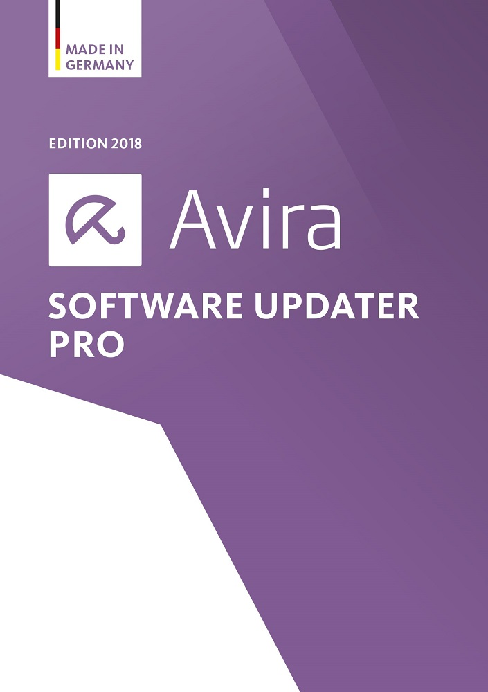 Avira Software Updater Pro Edition 2018 / Software Update Manager (Jahreslizenz) für 1 Windows PC / Download für Windows-Betriebssysteme (7, 8, 8.1, 10) [Online Code]