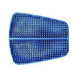 Fußreflexzonen Matte, blau | Das Original vom Hersteller BerseCare GmbH | Fuss-Massage-Matte: Fördert Durchblutung und Stoffwechsel