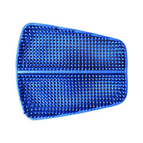 Fußreflexzonen Matte, blau | Das...