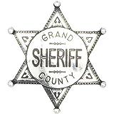 Distintivo dello sceriffo di Denix Grand County, nichel