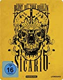 Sicario - Steel Edition [Blu-ray]
