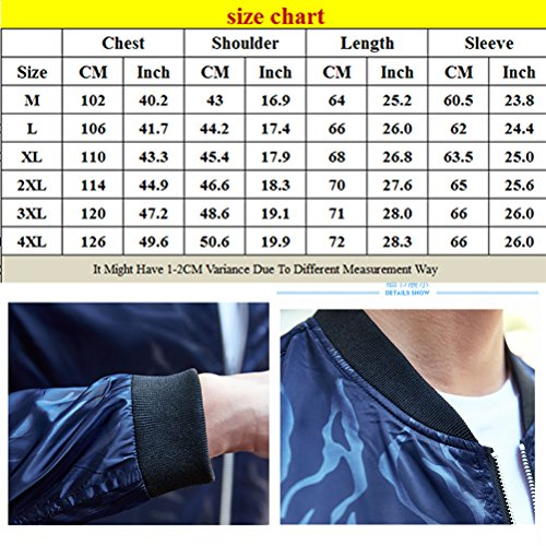 Zhhlaixing Classique Spring Mens Slim Fit Jackets Thin Outerwear Casual Outdoor red