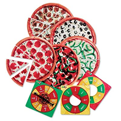 Learning Resources Pizza Fraction Fun Jr. Game from Learning Resources (UK Direct Account)