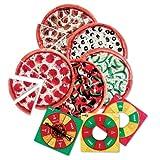 Learning Resources Pizza Fraction Fun Jr - Juego educativo sobre fracciones