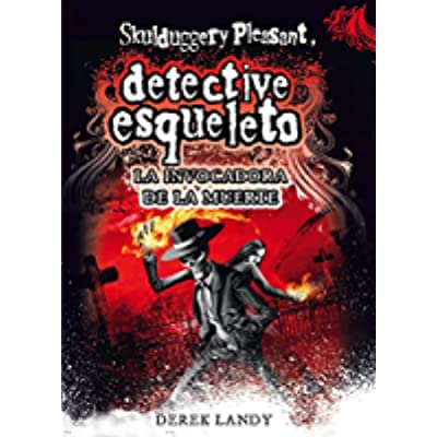 Detective Esqueleto. La invocadora de la muerte (eBook-ePub (Spanish Edition)