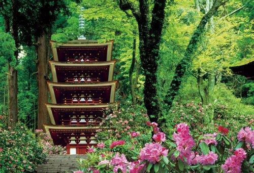 muroji-m71-827-rododendros-en-flor-1000-piece-japn-importacin