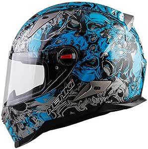 Personalisierte Motorradhelm Integralhelm Speziell Für Männer Und Frauen Sicherheit Schutz Vier Jahreszeiten Motorrad Anti Fog Racing Motorradhelm Sport Freizeit