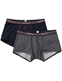 Sloggi for men C2P (1NC19) Briefs for Men Pack of 2 Match Hipster
