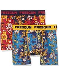 Freegun Packx2, Boxer Homme, ( lot de 2 )