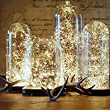 Best Guirlandes - ELINKUME LED Guirlande Lumineuse Puissance de la Batterie Review