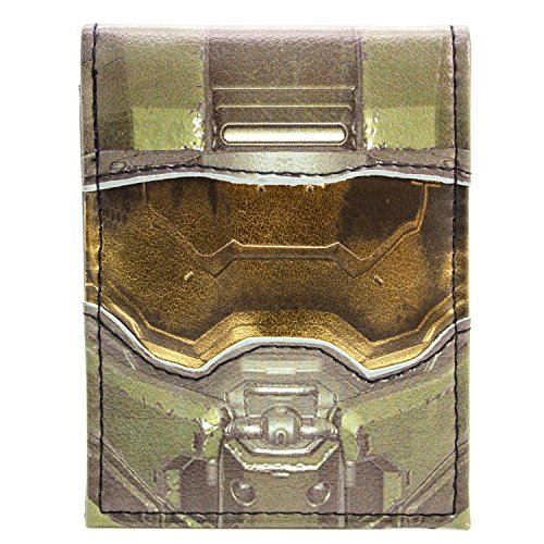Microsoft Halo 5 Guardians Master Chief Mehrfarbig Portemonnaie (Kostüme Halo Spartan Cosplay)