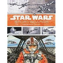 Star Wars Storyboards: The Original Trilogy by J.W. Rinzler (2014-06-01)