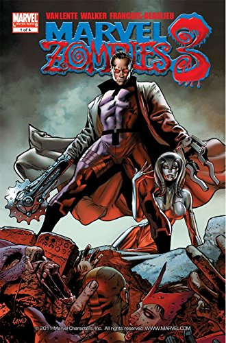 Marvel Zombies 3 #1 (of 4) (English Edition) (Zombies Marvel Kindle)