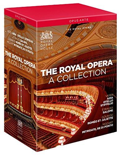 The Royal Opera: A Collection [Various] [Opus Arte: DVD]