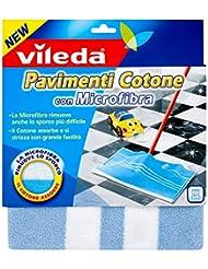 Vileda Pavimenti Microfibra e Cotone - 1 Prodotto