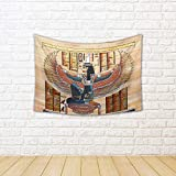 #9: ArtzFolio Papyrus from Egypt Canvas Tapestry Wall Hanging
