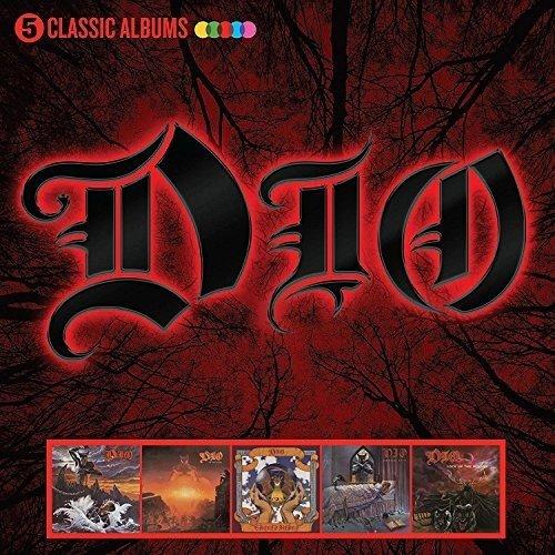 Dio-box-set (5 Classic Albums)