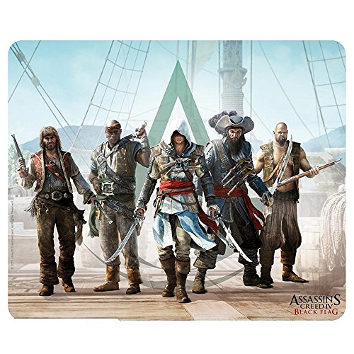 Galleria fotografica Assassins Creed – tappetino per mouse mouse – Black Flag – Edward – 23 x 19 cm