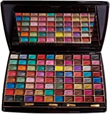 Half N Half Futureindia 80 Colours Eyeshadow Pallete (Multicolour, H-4)