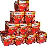 Agfa Vista 200 Kamera-Film/Farbfilm, 35mm, 24Bilder, 10Stück
