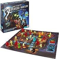 Mattel Games FBH20 71875816768 Mattel Ghost Fightin' Treasure Hunters Board Game ,Multicoloured
