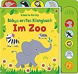 Babys erstes Klangbuch: Im Zoo: ab 10 Monaten