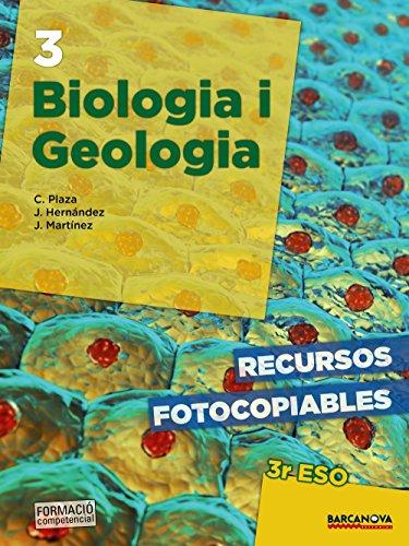 Projecte Gea. Biologia i Geologia 3r ESO. Materials fotocopiables (Materials Educatius - Eso - Ciències De La Naturalesa)