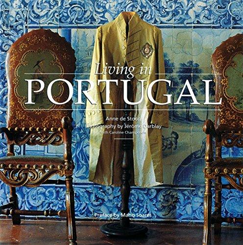 Living in Portugal (New Edition) par Anne De Stoop