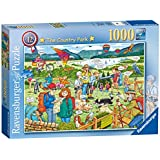 Ravensburger Best of British No. 12 - The Country Park, 1000pc Jigsaw Puzzle
