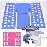 MorNon Adulte Vetement Chemise t-Shirt,Dossier de Vêtements,T-Shirt Planche Pliante Réglable Enfants, Planche à Plier Le…