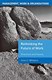 Re-Thinking the Future of Work: Directions and Visions (Management, Work and Organisations)