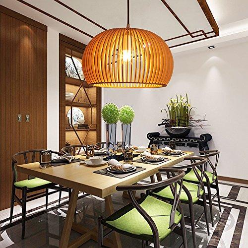 self-my éclairage de plafond de les créatifs de bois nordique bar salon de bois Salle à manger salon étude devrait être de 350* H200lampes de lustre