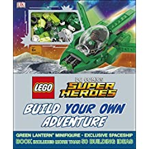 LEGO DC Comics Super Heroes Build Your Own Adventure