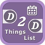 D2D ThingsList To Do