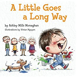 A Little Goes a Long Way (English Edition) von [Monaghan, Ashley]
