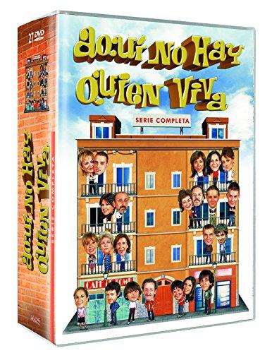 Aquí no hay quien viva (Serie Completa) [DVD]