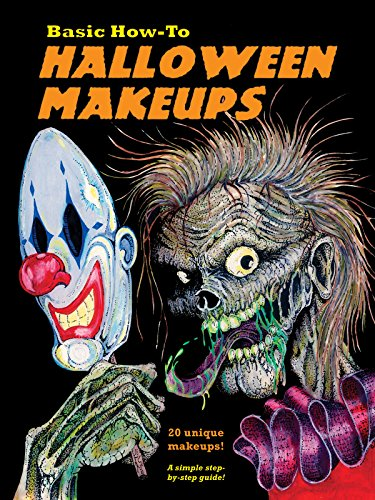 Basic How-To Halloween Makeups [OV]