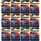 Panasonic CR2 x 12 Sachets (Clip) (Lot de 12)
