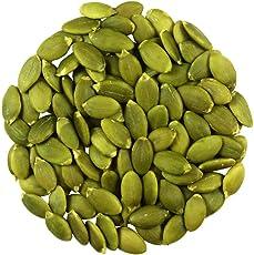 Sorich Organics Pumpkin Seeds - Protein and Fibre Rich Superfood - 400 gm
