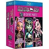 Monster High - Un coffretmortel! : La fête des goules + 13 souhaits + Frissons, caméra, action!