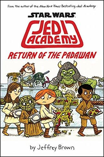Return of the Padawan (Jedi Academy) di Jeffrey Brown