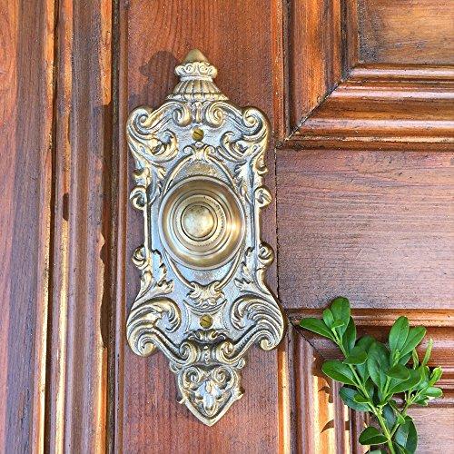 Antikas - Türklingel für Gründerzeit oder Jugendstil Haus - wie antike Klingel Historismus