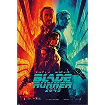 Pyramid International Fire and Ice Blade Runner 5204,5cm Maxi poster, plastique/verre, Multicolore, 61x 91.5x 1.3cm