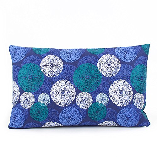 chloe-olive-bluehemian-pop-collection-medallion-and-stripe-lumbar-pillow-cover-12-by-20-inch-blue