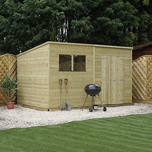 12 x 6 Pressure Treated Wooden G...