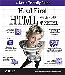 [(Head First HTML with CSS & XHTML)] [By (author) Eric Freeman ] published on (January, 2006)