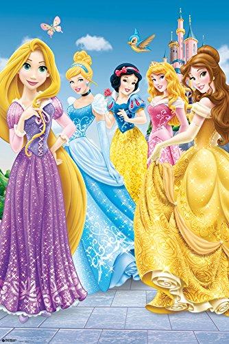 empireposter Disney - Princesas Princess - Größe (cm), ca. 61x91,5 - Poster, NEU -