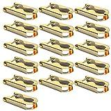 16x Trampolin awm® Befestigungsklammern für Stangen Pfosten Netz Ersatzteile Zubehör