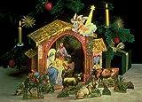 Große Weihnachtskrippe