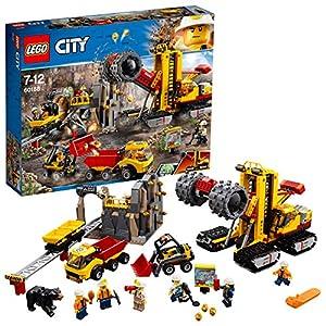 LEGO- City Macchine da Miniera, Multicolore, 60188  LEGO